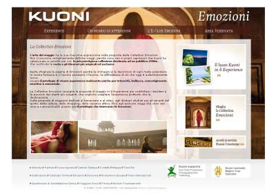 Kuoni – Mini sito